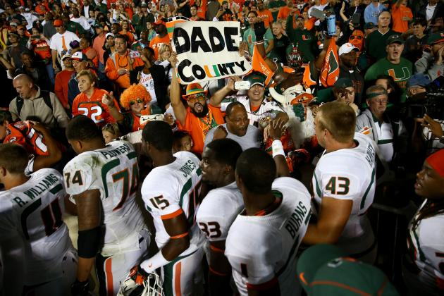 Report: Miami Focused on Playing LSU in AT&T Stadium in 2018