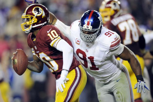 Justin Tuck: 'I'm Still Surprised I'm Not a New York Giant'