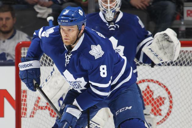 Report: Leafs Buy out Gleason's Final 2 Years