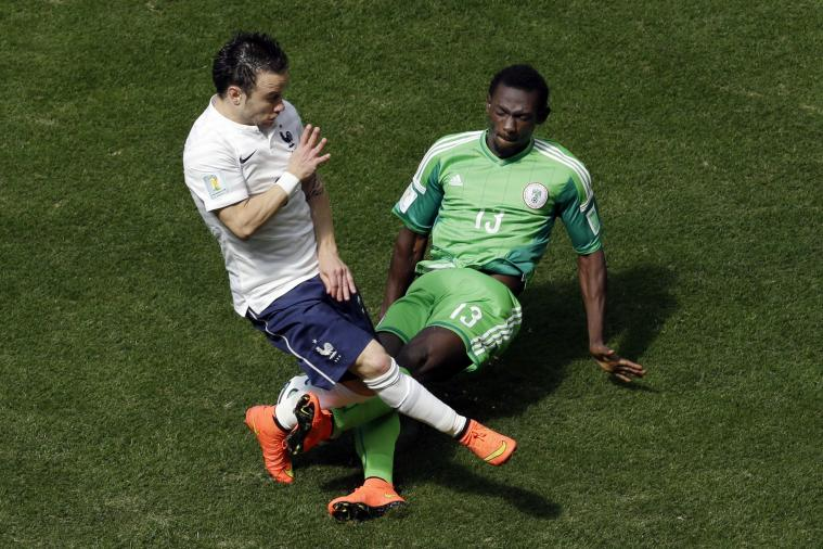France vs. Nigeria: Goals and Highlights for World Cup 2014 Round of 16