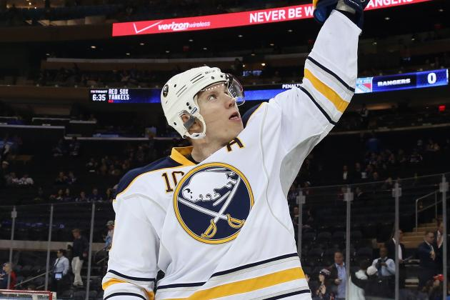 Wings Highly Interested in D-Man Christian Ehrhoff, Who'll Be a Free Agent