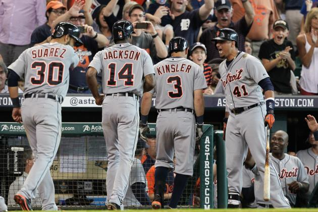 Detroit Tigers vs. Oakland A's: Home-field advantage battle begins tonight