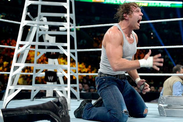 Dean Ambrose Established Himself as the Future of WWE at Money in the Bank