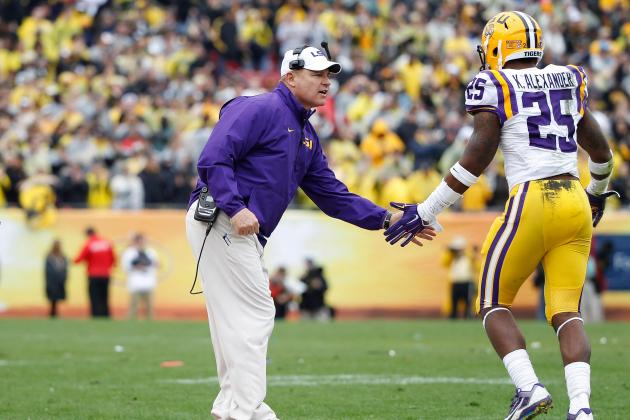 LSU Football: Why Kwon Alexander Will Be Tigers' X-Factor in 2014
