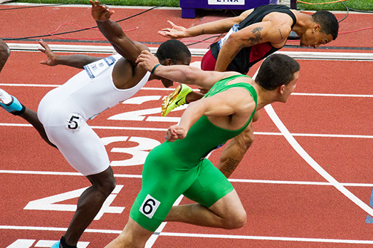 Devon Allen's Story Reminiscent of Early Oregon Hurdler Jerry Tarr