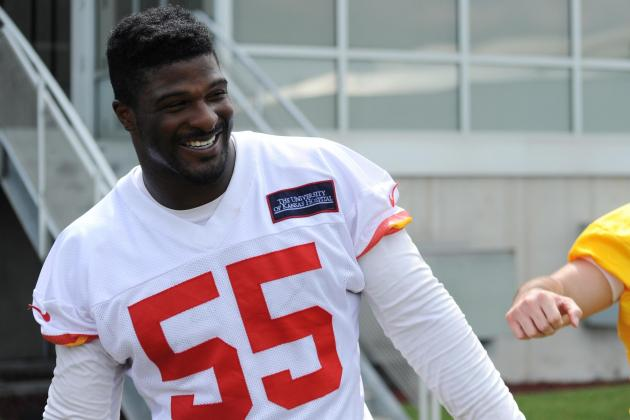 How Does Dee Ford Fit with the Kansas City Chiefs?