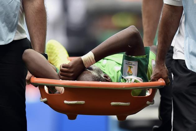 Ogenyi Onazi Injury: Updates on Nigeria Star's Status and Return