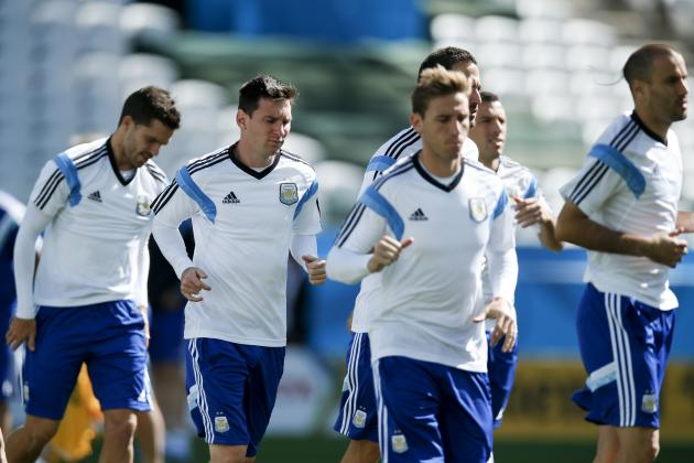 Argentina vs. Switzerland: Last-Minute Live Stream, Preview for 2014 World Cup