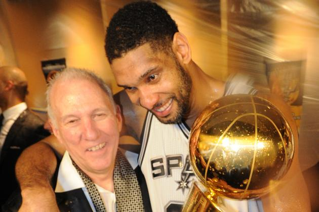 Report: Spurs Were Sixth Most Profitable Team in NBA