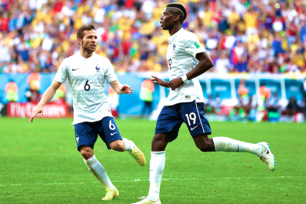 France vs. Nigeria: Live Score, Highlights for World Cup 2014 Round of 16