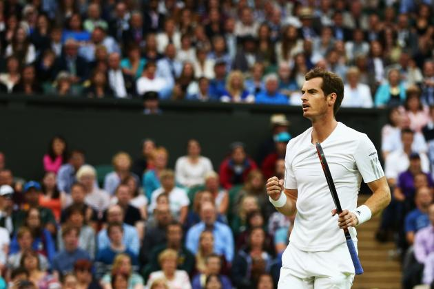Andy Murray vs. Kevin Anderson: Score and Recap from 2014 Wimbledon