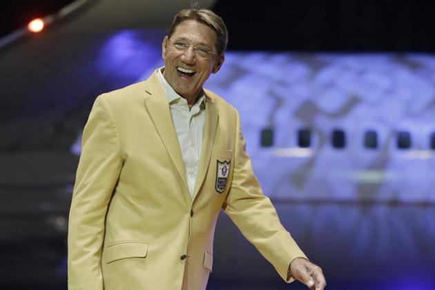 Joe Namath: 'Nothing to Me Is Outstanding' About Geno Smith