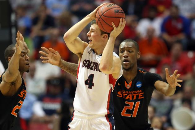Zags' Pangos on 2013-14: 'Wasn't Fun. I Was in Pain'