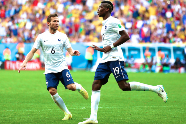 France vs. Nigeria: World Cup Round of 16 Score, Grades and Post-Match Reaction