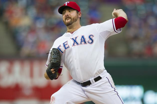 Rangers-Orioles Preview