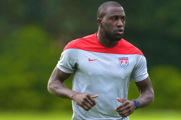 Jozy Altidore Injury Update: Team USA Confirm Star's Return for Belgium Match