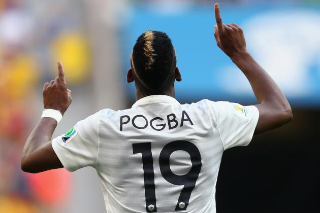 Twitter Reacts to Paul Pogba, Karim Benzema's Performances vs. Nigeria