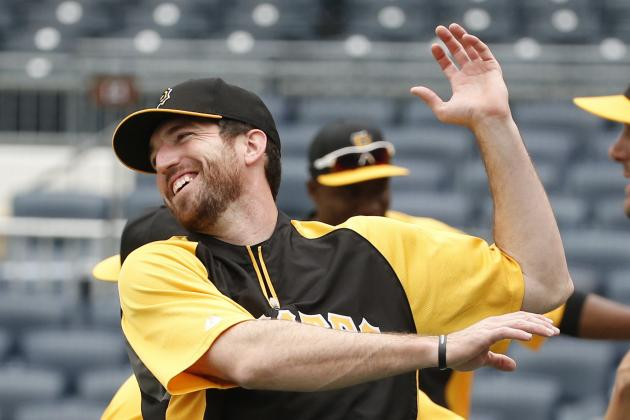 Pittsburgh Pirates' Ike Davis Gets Last Laugh Against Former Team