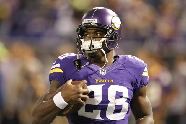 Will Adrian Peterson's Monster Rushing Stats Finally Matter in 2014?