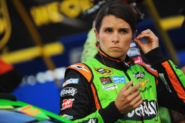 Danica Patrick: Latest News and 2014 Sprint Cup Ranking Ahead of Daytona