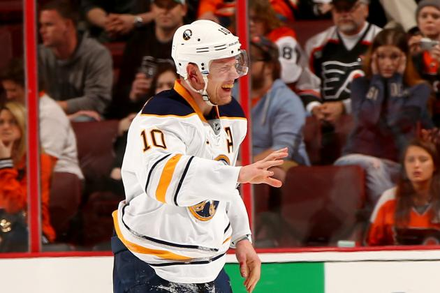 Sabres Murray Said He Had No Choice with Ehrhoff
