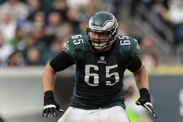 Lane Johnson Suspended Four Games After Testing Positive for PEDs