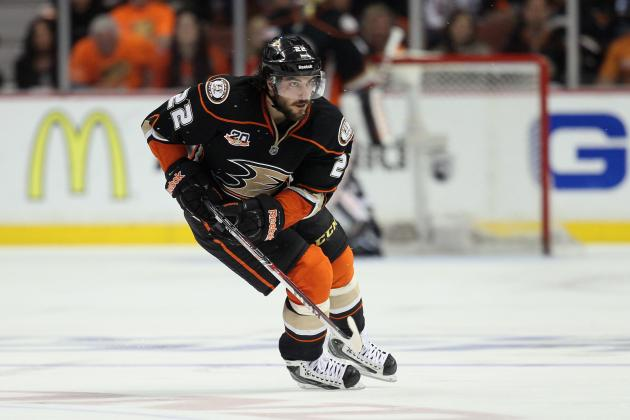 Report: Ducks Won't Make Perreault Qualifying Offer
