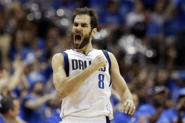 Why Jose Calderon Is a Good Fit for New York Knicks Triangle Offense