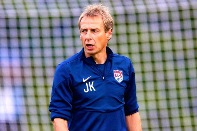 Jurgen Klinsmann Comments on Algerian Official for USA vs. Belgium