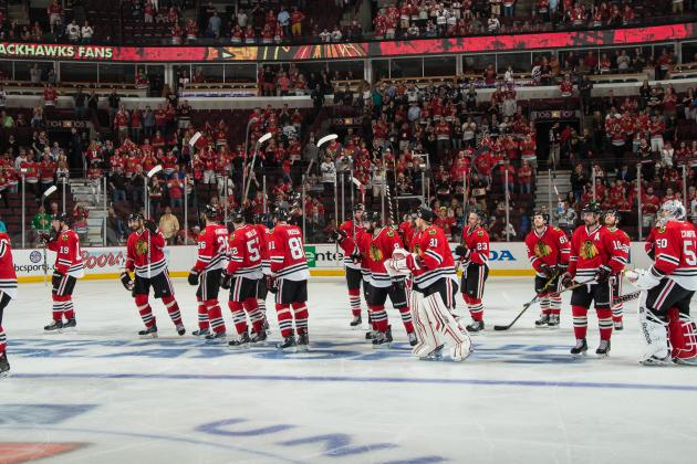 Blackhawks' Brand Continues to Grow in Chicago