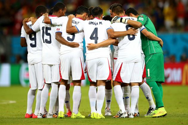 How Much Longer Can Costa Rica's World Cup Fairytale Carry on For?