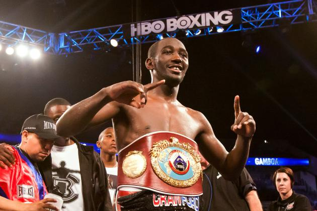 Is Terence Crawford on the Path to Boxing Superstardom?