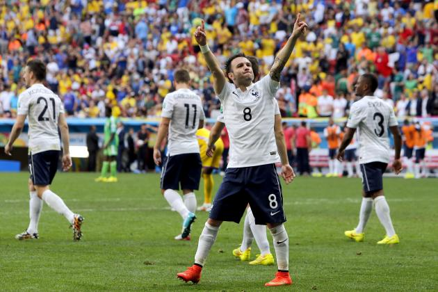 World Cup Bracket 2014: Updated Round of 16 Schedule, Predictions After Day 19