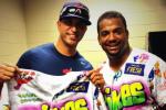 College Baseball Team Hosts 'Fresh Prince' Night