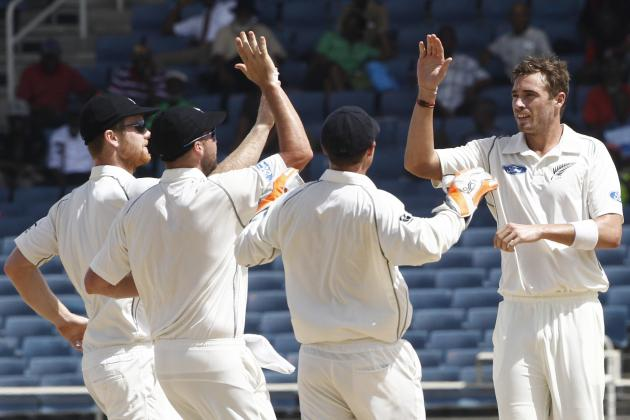 West Indies vs. New Zealand, 3rd Test: Day 5 Video Highlights, Scorecard, Report