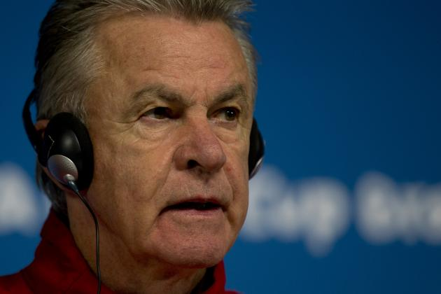 Hitzfeld Hones Plan to Thwart Messi