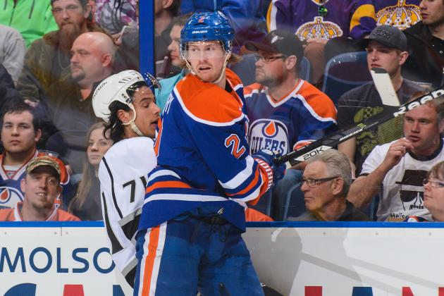Report: Edmonton Oilers Defenceman Jeff Petry Available Via Trade
