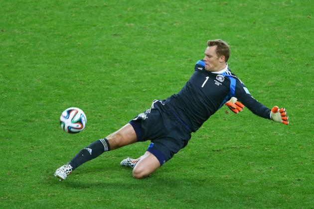 Twitter Reacts to Manuel Neuer, Andre Schurrle's Performances vs. Algeria