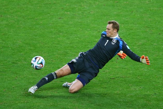 Twitter Reacts to Manuel Neuer, Andre Schurrle's Performances vs. Algeria