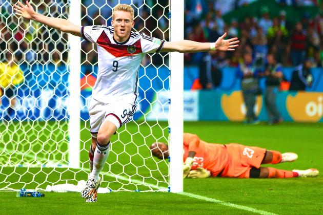 Germany vs. Algeria: World Cup Round of 16 Score, Grades and Post-Match Reaction