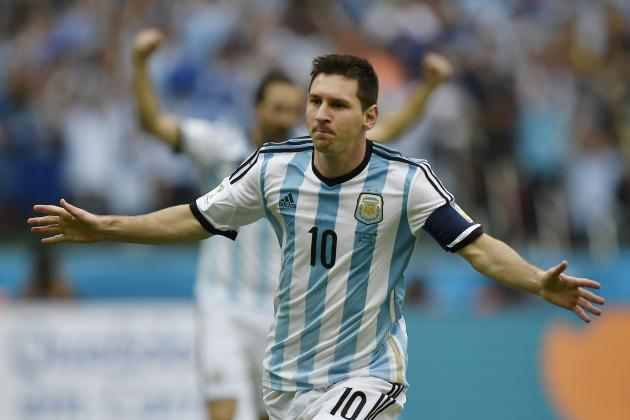 Argentina vs. Switzerland: Betting Odds, World Cup Prediction, Match Preview