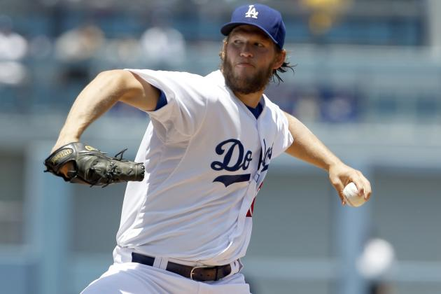 Dodgers' Clayton Kershaw Extends Scoreless Streak to 28 Innings