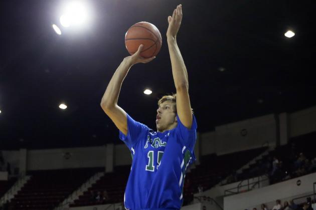 Florida Gulf Coast's Cvjeticanin to Miss 2014-15