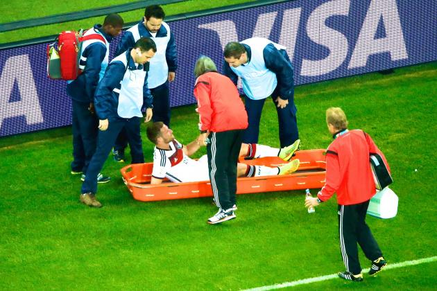 Shkodran Mustafi Injury: Updates on Germany Defender's Leg and Return