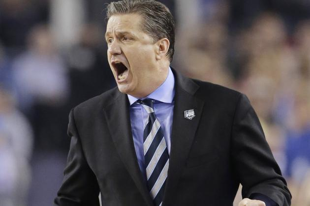 Five Thoughts on the 2014-15 Wildcats from Calipari