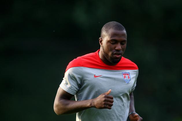 Jozy Altidore's Return Will Be the Difference for Team USA to Get Past Belgium