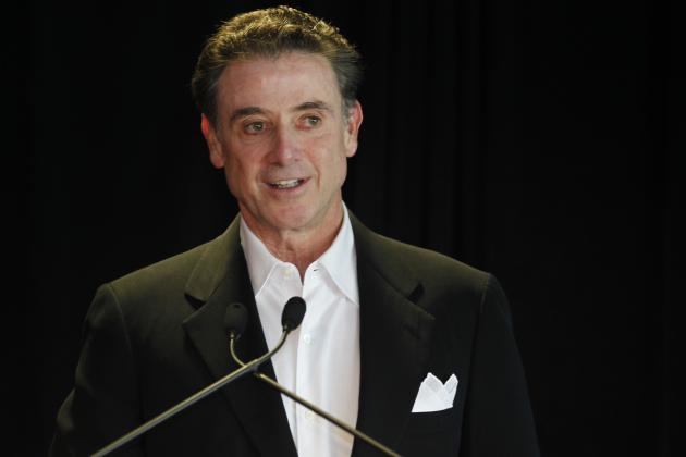 Louisville's Pitino Discusses New ACC Era