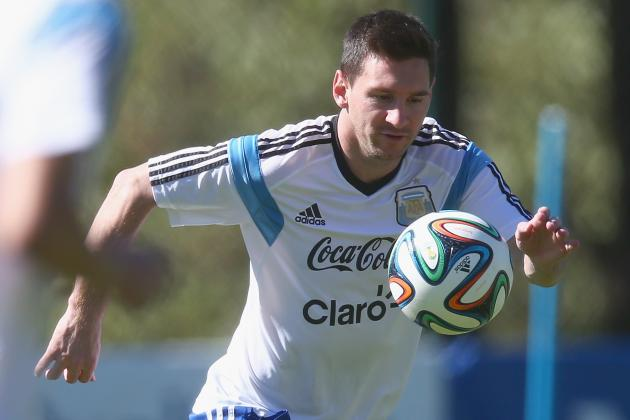 Argentina vs. Switzerland: Tactical Preview of World Cup Round of 16 Match