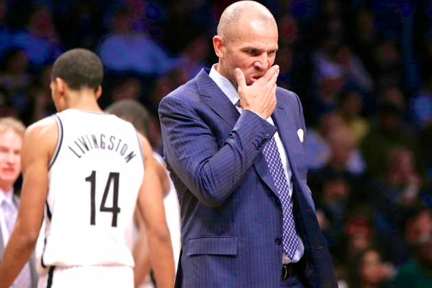 Jason Kidd Demonstrates New Level of Treachery in Bolting Nets for Bucks