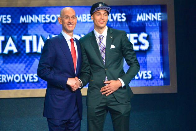 Inside the Green Room and NBA Draft Week with Lottery Pick Zach LaVine